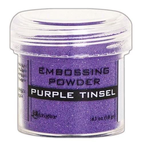 EPJ64565 - Ranger Embossing Powder 34ml -  Purple Tinsel 565