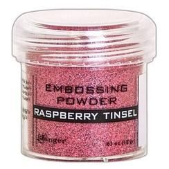 EPJ64572 - Ranger Embossing Powder 34ml -  Raspberry Tinsel 572
