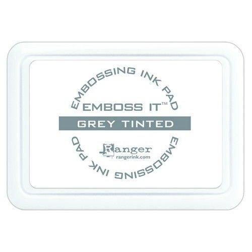 EMB65555 - Ranger Emboss-It Ink Pad Grey 555