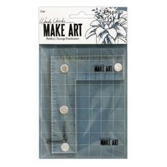 WVA69119 - Ranger Wendy Vecchi Make Art Perfect Stamp Positioner Set 119