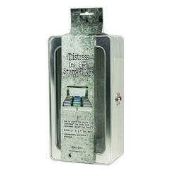 TDA68075 - Ranger Tim Holtz Distress Pad Storage Tin - 3x3 Pads (leeg) 075
