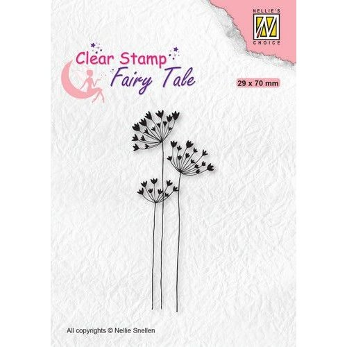FTCS030 - Clear Stamps, Fairy Tale Umbellifers