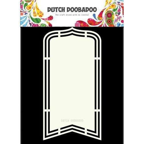 470713165 - DDBD Dutch Shape Art Bookmark 2 – 205 x 105mm