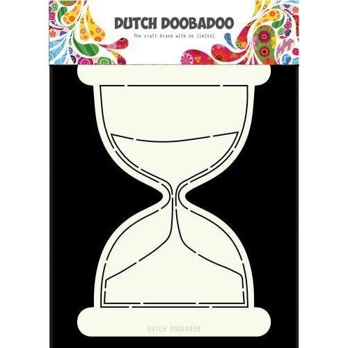 470713668 - DDBD Dutch Card Art Hourglass 210 x 145mm