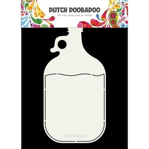 470713686 - DDBD Dutch Card Bottle  210 x 110mm