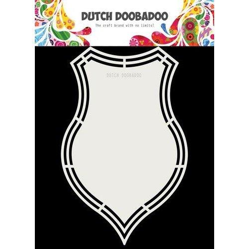 470713176 - DDBD Dutch Shape Art Shield