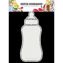 470713755 - DDBD Card Art A5 Baby bottle