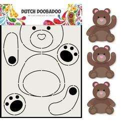 470713788 - DDBD Card Art Berenjacht A5