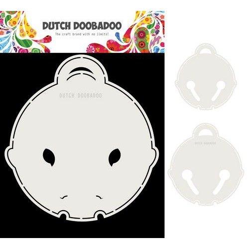 470713814 - DDBD Card Art Kattenbel 2 set A5