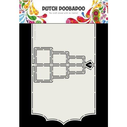Dutch Doobadoo 470.713.835 - Dutch Doobadoo Card Art Kadootjes A4 470.713.835