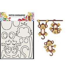 470.713.836 - Dutch Doobadoo Card Art Built up Aap A5 470.713.836