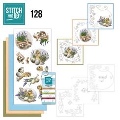 STDO128 - Stitch and Do 128 - Amy Design - Botanical Spring
