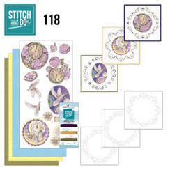 STDO118 - Stitch and Do 118 New Years Eve
