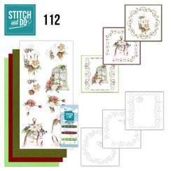STDO112 - Stitch and Do 112 Warm Christmas Feelings