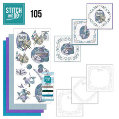 STDO105 - Stitch and Do 105 Crafting