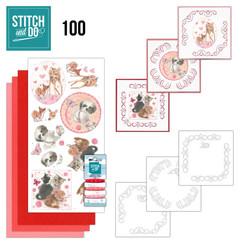 STDO100 - Stitch and Do 100 Playful Pets