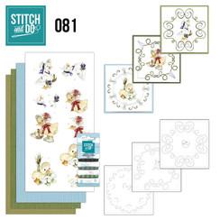 STDO081 - Stitch and Do 81 - Voorjaarsdieren