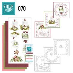 STDO070 - Stitch and Do -Christmas