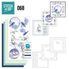 STDO068 - Stitch and Do  - Winter Classics