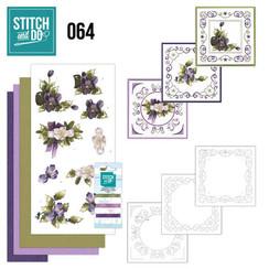 STDO064 - Stitch and Do 64 - The nature of christmas