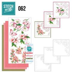 STDO062 - Stitch and Do 62 - Condoleance