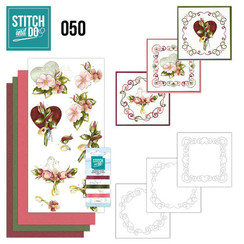 STDO050 - Stitch and Do 50 - Huwelijk