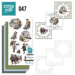 STDO047 - Stitch and Do 47 - Winterglow