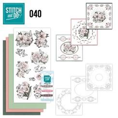 STDO040 - Stitch and Do 40 - Condoleance