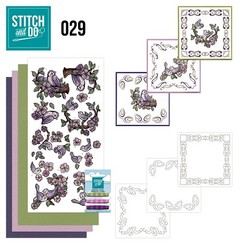 STDO029 - Stitch and Do 29 - Birds