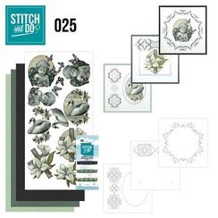 STDO025 - Stitch and Do 25 - Condoleance