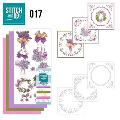 STDO017 - Stitch and Do 17 - Christmas