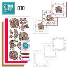 STDO010 - Stitch and Do 10 - Moederdag