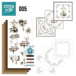 STDO005 - Stitch and Do 5 - Condoleance