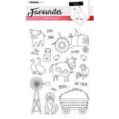 STAMPSL424 - Stamp A5 Favourites nr. 424