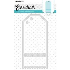 STENCILSL252 - Embossing Die Cut Essentials nr.252