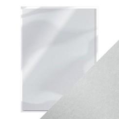 9499E - Tonic pearlescent karton - luna silver 5 vl A4