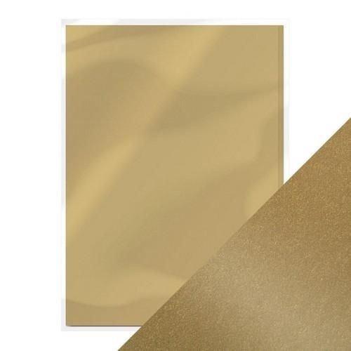 Tonic Studios 9500E - Tonic pearlescent karton - majestic gold 5 vl A4