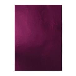 9445E - Tonic Studios spiegelkarton - glans - midnight plum 5 vl A4