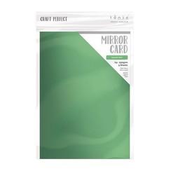 9450E - Tonic Studios spiegelkarton - glans - Smooth Mint 5 vl A4