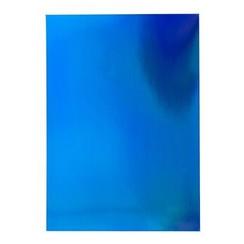9771E - Tonic Studios  spiegelkarton-Irridescent-Tidal Wave 5 vl A4