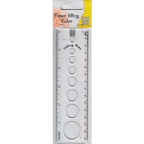 FCSR001 - Circle size ruler