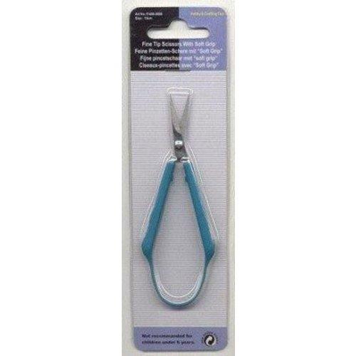 11406-0006 - Fine tip scissors, 4