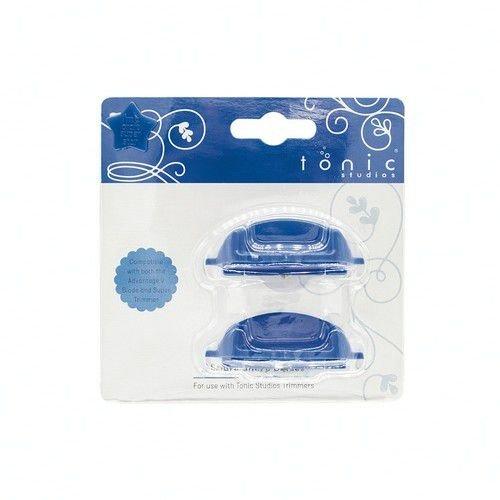 154E - Tonic Studios Tools - 2 spare blades for Super trimmer