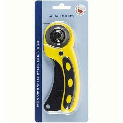 12181-8105 - Rolmes met Safety Lock, blade Ø size 45mm