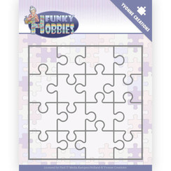 YCD10226 - Mal - Yvonne Creations - Funky Hobbies - Puzzle
