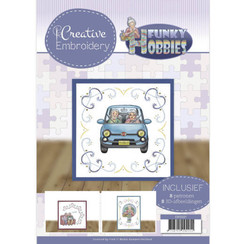 CB10021 - Creative Embroidery 21 - Yvonne Creations - Funky Hobbies