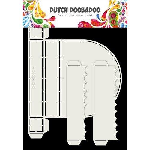Dutch Doobadoo 470.713.071 - Dutch Doobadoo Dutch Box Art Waves A4 470.713.071