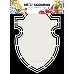 470.713.204 - Dutch Doobadoo Dutch Shape Art Shield A5 470.713.204