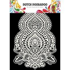470.715.173 - Dutch Doobadoo Dutch Mask Art Diamond drop A5 470.715.173
