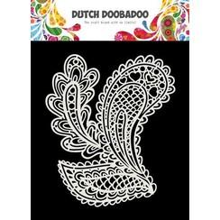 470.715.174 - Dutch Doobadoo Dutch Mask Art Drop shapes A5 470.715.174